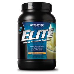 Elite Whey Protein, 2 pound, Strawberry Blast Flavor 705016599028