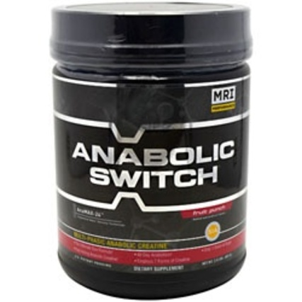 Anabolic Switch(CREAswitch)