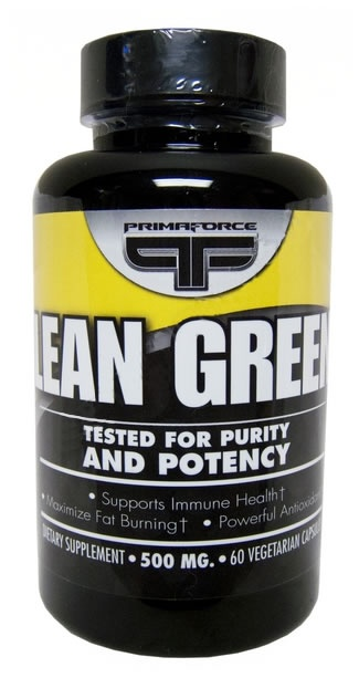 Lean Green Tea Extract, 60 Capsules 811445020252