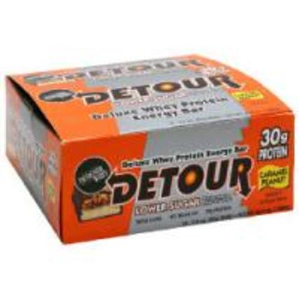 Forward Foods Detour Low Sugar, 12 Bars