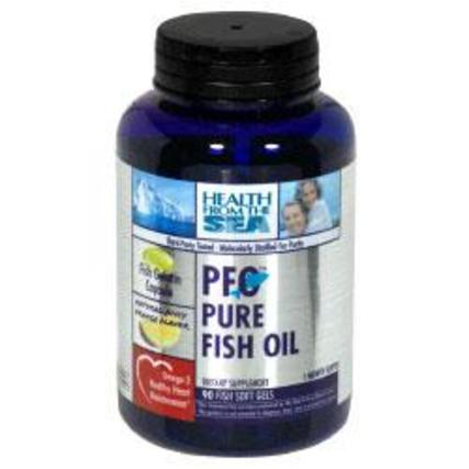 Health From The Sun Pure Fish Oil