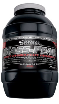 MASS-PEAK GAINER