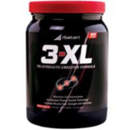 3-XL Creatine and NO Formula