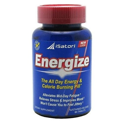 Energize All Day Energy