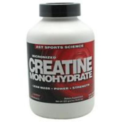AST Creatine Monohydrate, 525 Grams