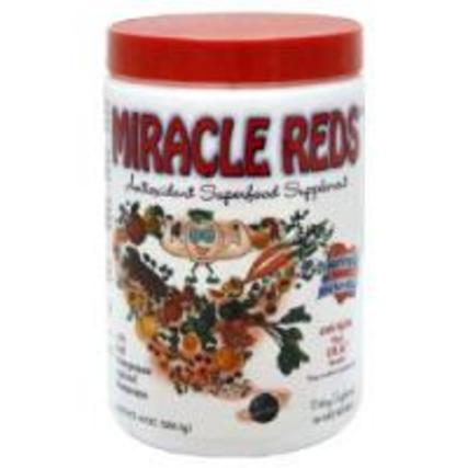 Miracle Reds Antioxidants