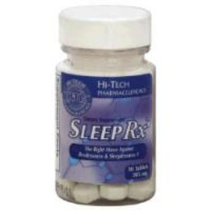 Hi-Tech Pharmaceuticals Sleep Rx, 30 Tablets