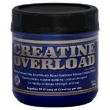 Hi-Tech Pharmaceuticals Creatine Overload, 600 Grams