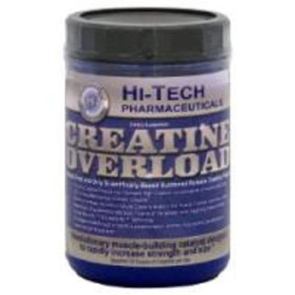 Hi-Tech Pharmaceuticals Creatine Overload, 1200 Grams