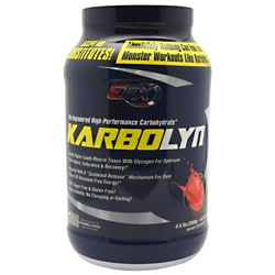Karbolyn, 4.4 Pounds, Furious fruit punch Flavor 737190002094
