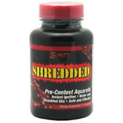SAN Nutrition Shredded, 70 Capsules