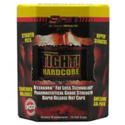SAN Nutrition Tight! Hardcore, 72 Softgels