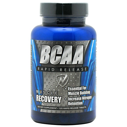 BCAA Rapid Release, 120 Tablets 675941000985