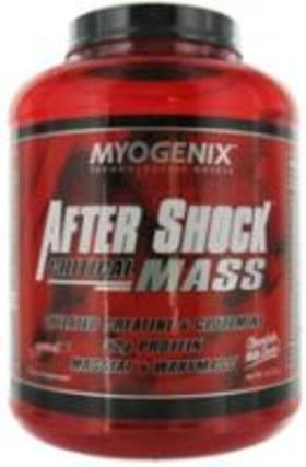 Myogenix After Shock Critical Mass, 5.64 Pounds