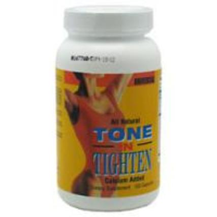 Universal Nutrition Tone 'N Tighten, 120 Capsules