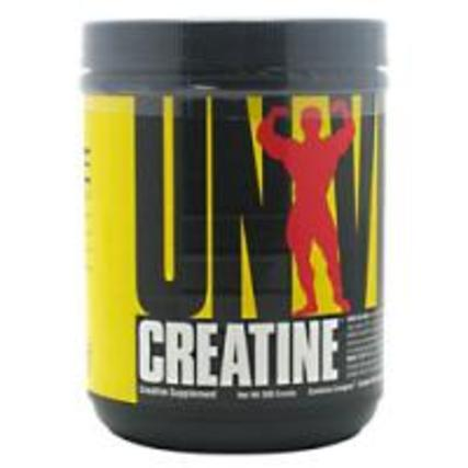 Universal Nutrition Creatine Powder, 300 Grams