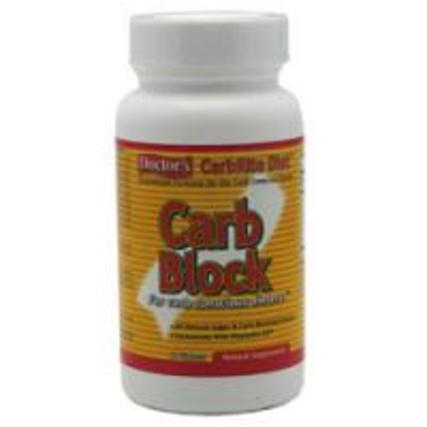 Universal Nutrition Carb Block, 120 Tablets