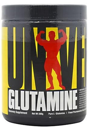 Universal Nutrition Glutamine Powder, 300 Grams