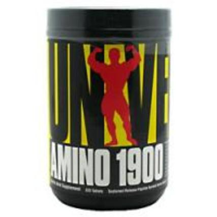 Universal Nutrition Amino 1900, 300 Tablets
