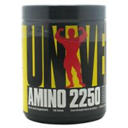 Universal Nutrition Amino 2250, 100 Tablets