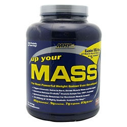 Up Your Mass, 5 Pounds, Vanilla Flavor 666222732107