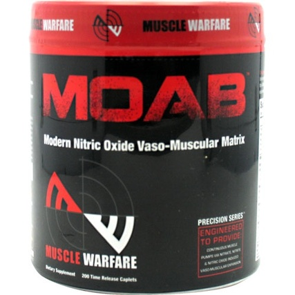 Muscle Warfare MOAB