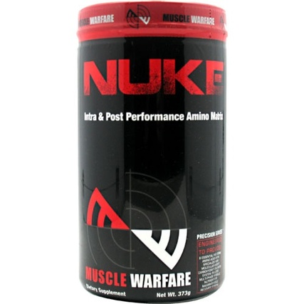 Muscle Warfare Nuke, 373 Grams