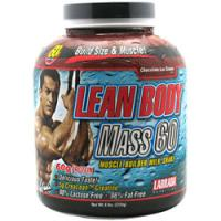 Lean Body Mass 60, 6 Pounds, Chocolate Ice Cream Flavor 710779560277