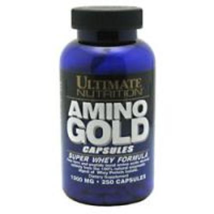 Ultimate Nutrition Amino Gold, 250 Tablets