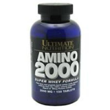 Ultimate Nutrition Amino 2000, 150 Tablets