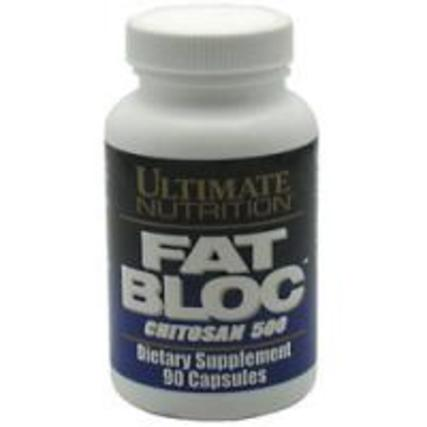Ultimate Nutrition Fat Bloc, 90 Capsules