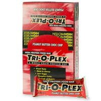 Tri O Plex Bars, 12 Bars, Peanut Butter Chocolate Chip Flavor 678991000189