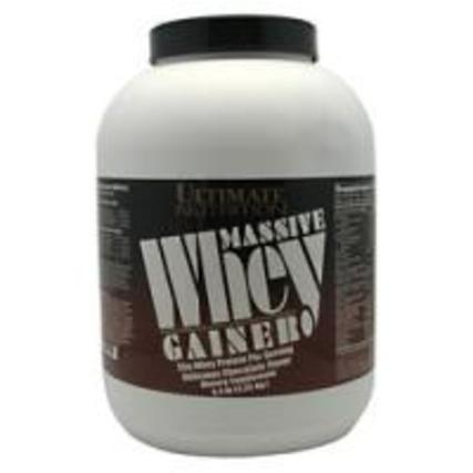 Ultimate Nutrition Massive Whey Gainer, 9.4 Pounds
