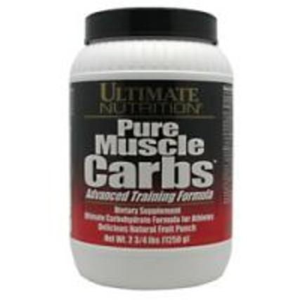 Ultimate Nutrition Pure Muscle Carbs, 2.75 Pounds