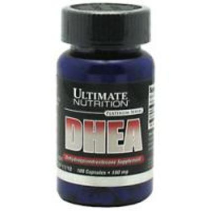 Ultimate Nutrition DHEA 100 mg., 100 Capsules