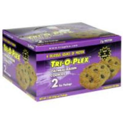 Chef Jay's Tri-O-Plex Cookies, 12 Packets