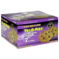 Tri-O-Plex Cookies, 12 Packets, Double Chocolate Chip Flavor 678991997656