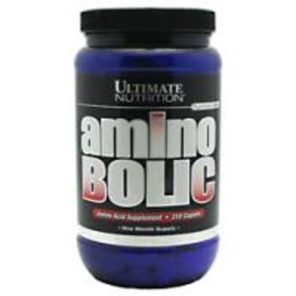 Ultimate Nutrition AminoBolic, 210 Caplets