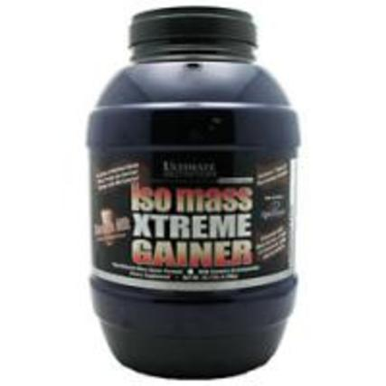 Ultimate Nutrition Iso Mass Xtreme Gainer, 10 Pounds