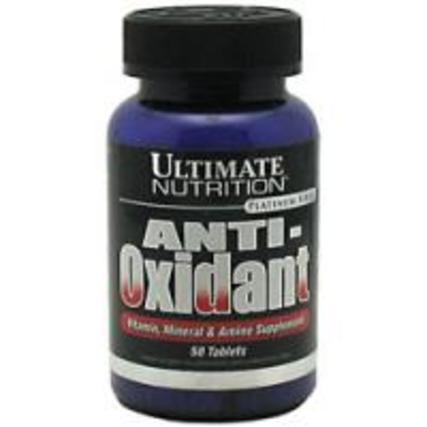 Ultimate Nutrition Antioxidant, 50 Tablets