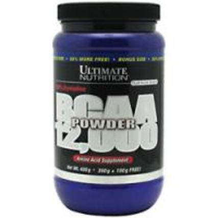 Ultimate Nutrition BCAA 1200