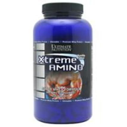 Ultimate Nutrition Xtreme Amino 1500 mg ., 330 Tablets