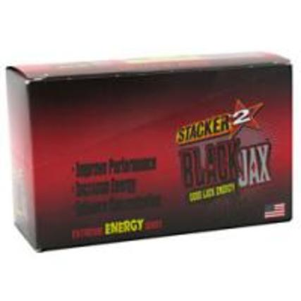 Black Jax Extreme Energy Shot