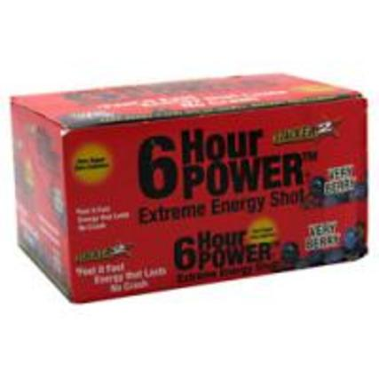 6 Hour Power