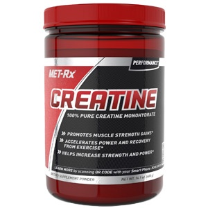 Hardcore Creatine Powder, 400 Grams 786560367240