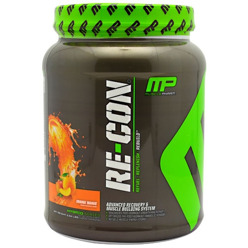 Recon, 2.64 Pounds, Orange Mango Flavor 736211011664