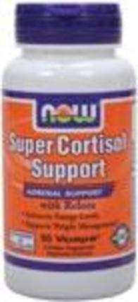 NOW Foods Super Cortisol Support, 90 Vegi Capsules