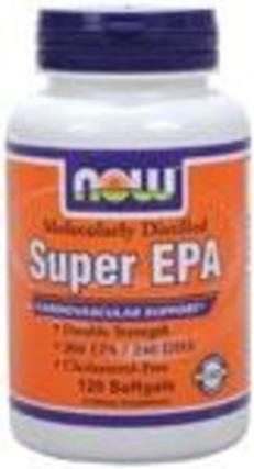 NOW Foods Super EPA, 120 Softgels
