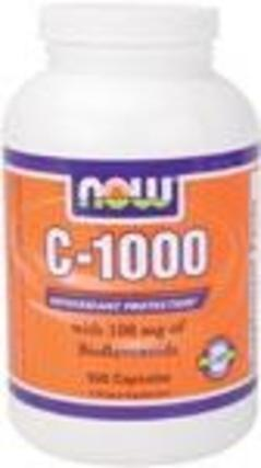 NOW Foods Vitamin C-1000, 500 Capsules