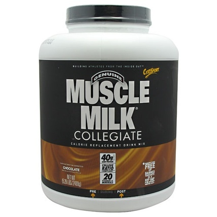 Cytosport Muscle Milk Collegiate, 5.29 Pounds